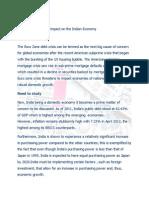 Eurozone crisis - an analysis