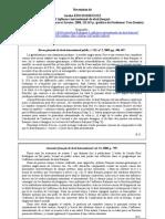 Recensions Jacobo RIOS RODRIGUEZ L'influence internationale du droit français