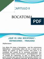 Bocatoma Cap II