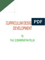 Curriculum Design and Development-1