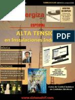 Energiza-Noviembre-2013 Alta Tension en Instalaciones Industriales