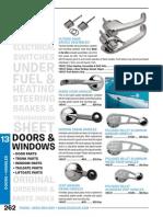 Door and Window Hardware and Seals