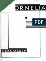 Cornelia, de Mima Maxey (en latín)