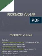 Psoriazis Vulgar 2013
