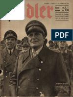 Der Adler - Jahrgang 1943 - Numero 01 - 12 de Enero de 1943 - Versión en Español