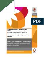 Cso Todos Por Una Vida Saludable Portafolio Digital..
