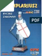 (Papermodels@Emule) [GPM 945] - Knight Templar