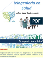 Reingeniería en Salud