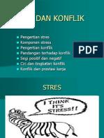 Bab 10. Konflik Dan Stress