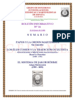 Pappus y La Orden Martinista ESPAÑOL