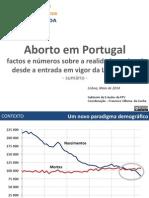 FPV - Aborto - Factos e Números 2014MAI Sumário
