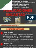 Publicaciones Encartadas