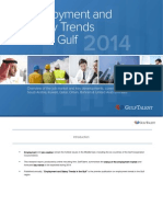 2014 Employment and Salary Trends in the Gulf