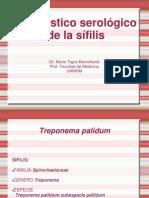 Clase Dx Serologico Sifilis 2009