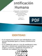 96824495 Identificacion Humana