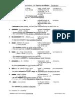 Solutions Upper-intermediate 6A Vocabulary Russian