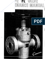 Cameron Model FL Gate Valves