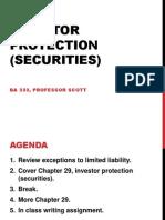 BA 333 Securities -1