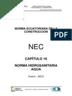 NEC-Cap16_INSTALACIONES HIDROSANITARIAS_2013.pdf