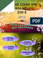 Puncak Usaha_2013 Power Point