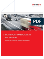 Transport Management Mit SAP ERP