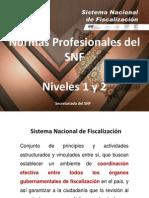 Normas Profesionales Del Sfm