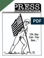 The Stony Brook Press - Volume 12, Issue 9