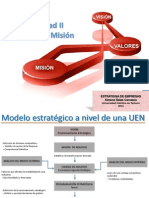 2 Vision - Mision