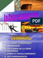 Crise Economique de 2008 2009