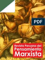 Revista Peruana Del Pensamiento Marxista Ac3b1o 1 Nc2ba 1 2013