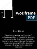 TwoDframe