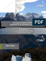 The Chilean Forestry Sector -Overview of an Exporting Country