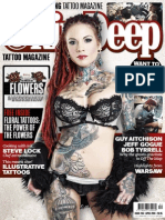 Skin Deep Tattoo Magazine - April 2014 UK