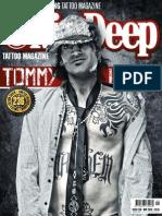 Skin Deep Tattoo Magazine - May 2014 UK