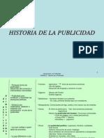 Historia de La Publicidad