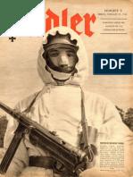 Der Adler - Jahrgang 1943 - Number 03 - 09. February 1943 - English Version