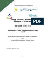 Energy Efficiency Romania