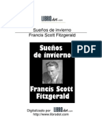 F. Scott Fitzgerald-Sueños de Invierno