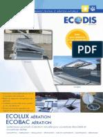Ecolux Ecobac Aeration