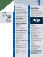 Catalogo Medida de Presion SIEMENS