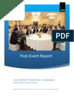 AIS - Post Event Report