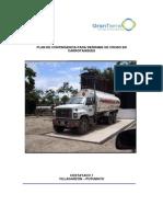 Plande Contingencia Para El Transporte de Crudo Bloque Chaza