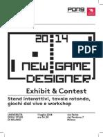 New Game Designer