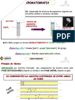 Material Cromatografia Profª Juliana