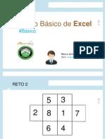 Curso de Excel Marco Lara