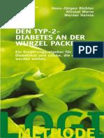 LOGI Diabetesbrosch