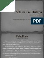 Arte Na Pré-História - Jéssica Marina 1133386