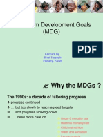 Millennium Dev Goals