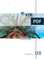 VTB Annual Report 2008