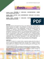 Souza Cruz História e Ideologia Contemporânea Sobre Responsabilidade Social